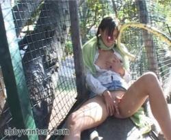 Hot sister handjob