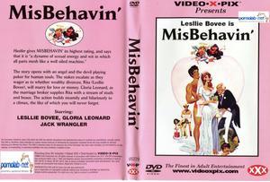 MisBehavin  / Манеры Дурного Тона (Chuck Vincent, Maturpix / VideoXPix) [1978 г., All Sex,Classic, DVDRip]