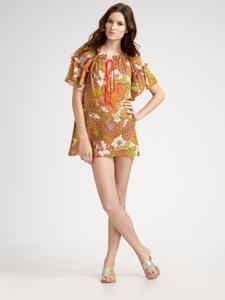 Камила Финн, фото 19. Camila Finn Sak Fifth Avenue Swimwear Photoshoot, photo 19