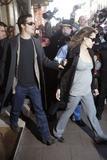 Angelina Jolie Leaves Hotel (w/ Brad Pitt) - 5x