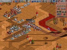 Transport Tycoon on Mars