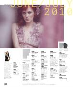Karen Elson - Nylon - June - July 2010 (x9)