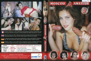 Moscou Amateur 5 (Marc Bracque, Concorde) [1990s, All Sex,Casting,Russian Girls, DVDRip]