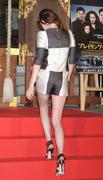 Kristen Stewart - Twilight Breaking Dawn 2 photocall in Tokyo 10/24/12