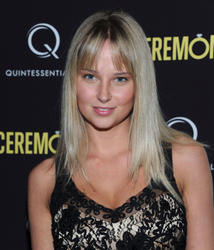 Женевье Мортон, фото 85. Genevieve Morton At Ceremony Screening at Angelika Film Center in NY - 15.03.2012, foto 85