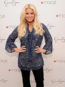Jessica & Ashlee Simpson - autograph signing at Macy's in Costa Mesa 11/10/12
