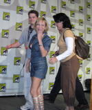 Kristin Chenoweth Here area a few I found from 2007 Comic Con Foto 139 (Кристин Ченовет Вот несколько области я нашел от 2007 Comic Con Фото 139)