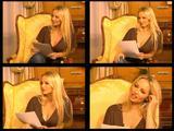 * Adriana Karembeu @ Paris Premiere, 2004 (cleavage) - video