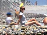 Reese Witherspoon LQ on the beach Foto 48 (Риз Уизерспун LQ на пляже Фото 48)